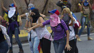 Venezuela continúa atravesando horas violentas