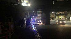 dos hinchas de river murieron al caer del tren cuando iban hacia la cancha