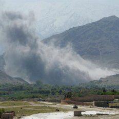 al menos 36 muertos en afganistan tras el lanzamiento de la madre de todas las bombas