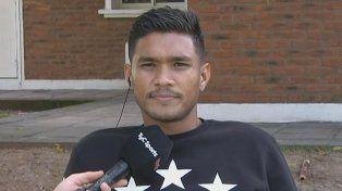 Teo Gutiérrez: El día que Ruben me ponga un pase gol, estaremos para cosas importantes