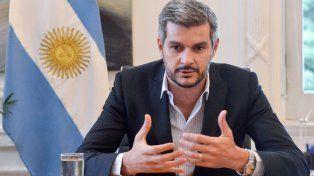 Peña manifestó que Argentina va en buen camino para derrotar a la inflación.
