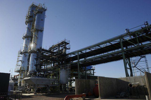 Eficiencia. El biodiesel es el principal producto exportado a EEUU.