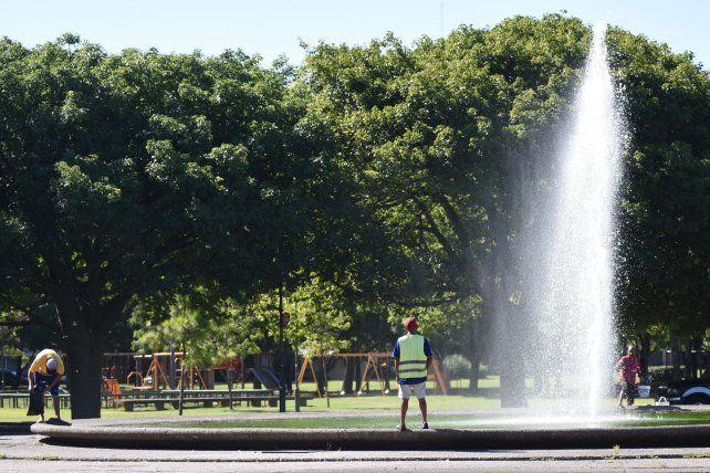 Un sábado para disfrutar del buen tiempo en Rosario y la región y sin lluvias en el horizonte