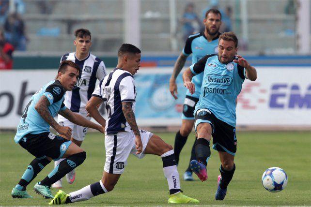 Belgrano y Talleres igualaron 1-1 en una nueva edición del clásico cordobés.
