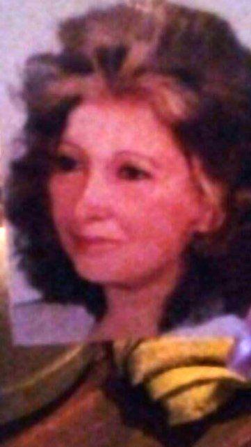 La víctima. Mabel murió golpeada y desangrada en su casa de Oliveros.