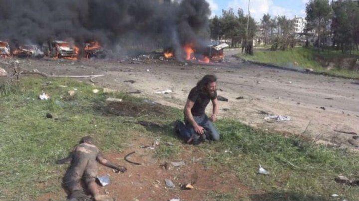 Los milicianos del Estado Islámico dejan su capital en Siria