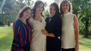 Las fotos del baby shower de Alma, la beba que esperan Mariano Martínez y Camila Cavallo
