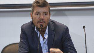 Marcelo Tinelli admitió haber pedido árbitros para los partidos que juega San Lorenzo.