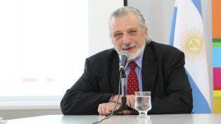 El ministro de Justicia y Derechos Humanos de la Provincia