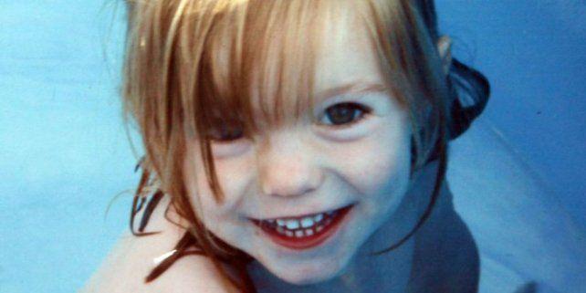 Maddie desapareció la noche del 3 de mayo de 2007 cuando sus padres cenaban afuera.