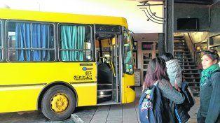 cuestionado. El servicio de la 35/9 no llenó las expectativas de los usuarios y las autoridades de Casilda.