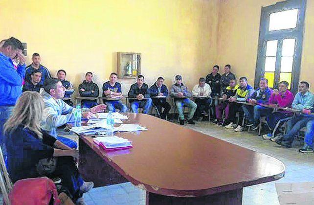 El gobierno anunció que no va a negociar con los presos en huelga