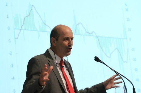 el jefe. Sturzenegger dijo que se puede cumplir la meta de inflación .