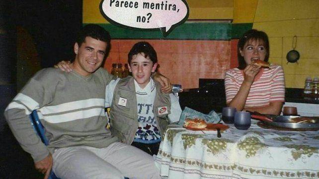 El reencuentro de Julián Weich con un hombre al que le cumplió el sueño hace 21 años