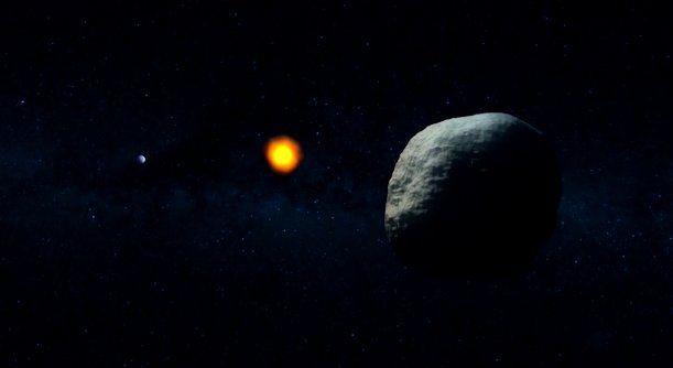 El paso de un asteroide cerca de la Tierra causó preocupación.