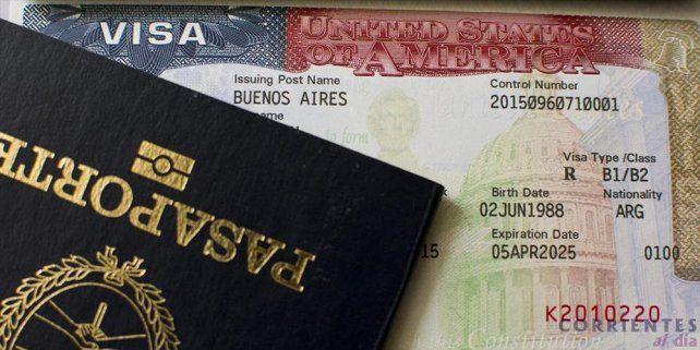 Los argentinos ya pueden realizar en un día los trámites para la visa a Estados Unidos