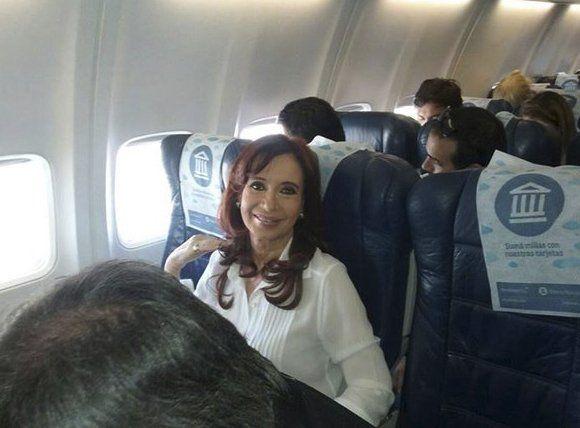 Cristina Kirchner viaja a Europa para mantener reuniones con líderes políticos