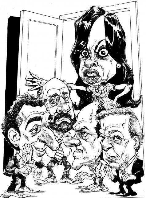 No todo es Cristina y Randazzo. El único poder real en el peronismo lo tienen hoy los gobernadores