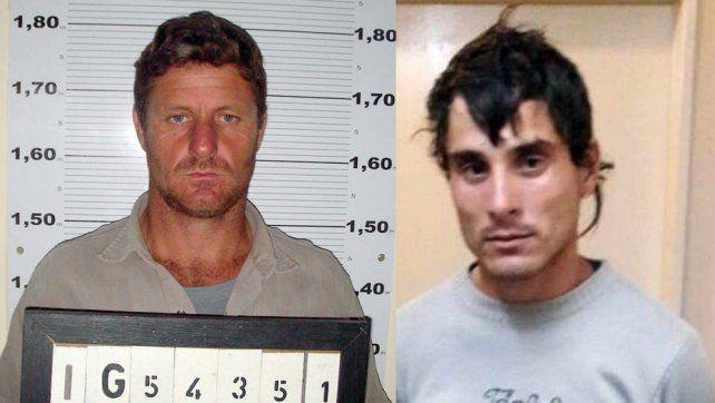 presos. Pavón y Wagnerrecorrieron las calles juntos el 1º de abril. La duda es el grado de participación del primero en la violación y el asesinato.