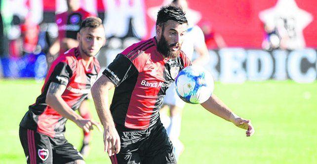 Llegó para jugar. San Román se adaptó rápidamente al equipo.