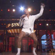 ricky martin bailo en calzoncillos para imitar a tom cruise en un famoso programa de tv