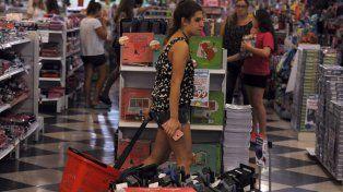 La inflación en Santa Fe en marzo fue del 2 por ciento y acumula 7,6 en lo que va del año