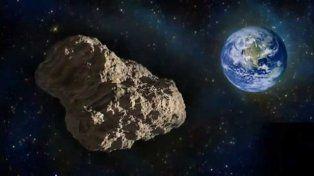 El asteroide podría acercarse nuevamente a la Tierra en aproximadamente 10 años.