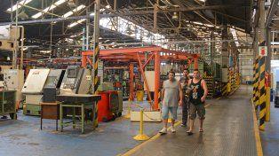 La planta ubicada en Ovidio Lagos al 4400 reabrirá sus puertas en aproximadamente tres meses.