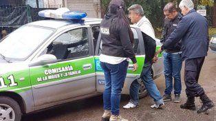 Miguel Reynoso es detenido por personal policial