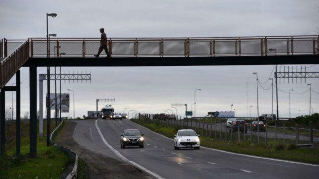El puente de calle Wilde
