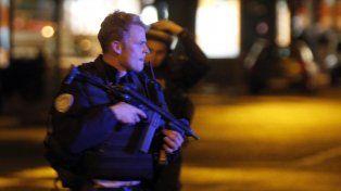 Las imágenes que dejó el tiroteo de París que se cobró dos vidas