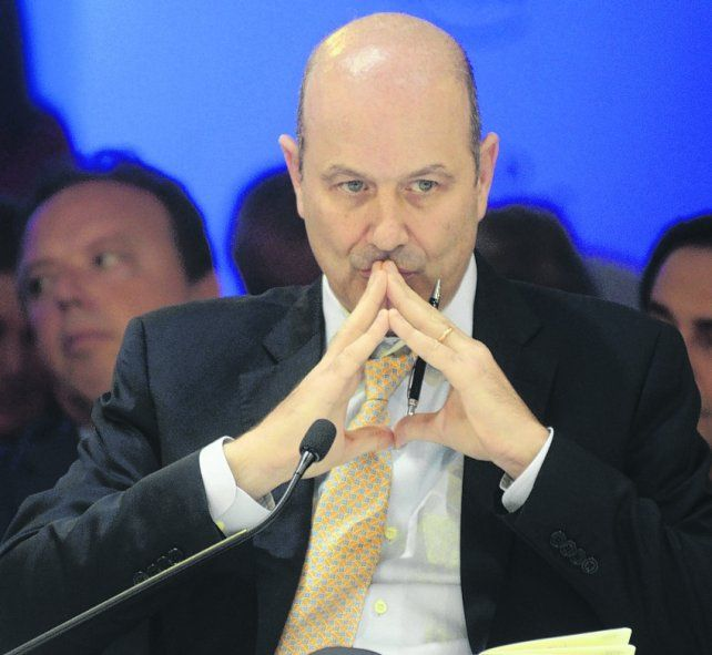 Federico Sturzenegger publicó en su cuenta de Twitter la carta con la que renunció al Banco Central.