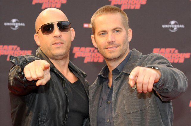 Vin Diesel recordó una vez más a su viejo amigo Paul Walker y una conversación con su madre.