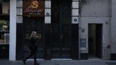 El ciclista fue agredido frente al espacio de Salsa Latin Club, donde estudia.
