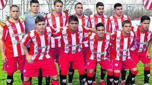 El Rojo. El club dirigido por Diego Martínez está quinto en la tabla de la primera C y juega el sábado contra J.J. Urquiza.
