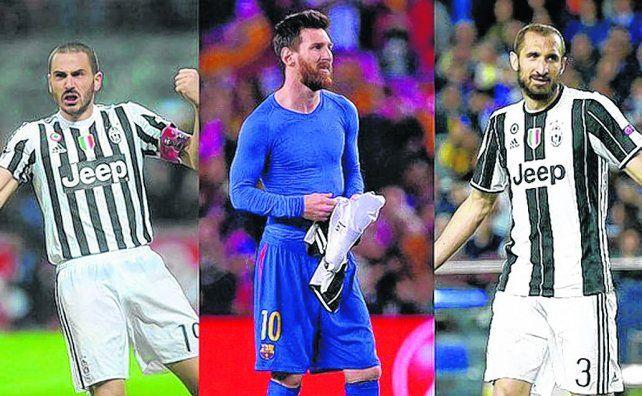 Camiseta conflictiva. Messi pensaba en cómo cambiar el destino del juego