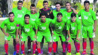 Los Pibes Bravos . Comandado por Marcelo Giménez buscarán seguir punteros