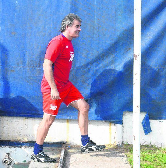 A pelearla. Cuffaro regresó a Córdoba para dejarlo en la C. Y Argentino quiere volver.