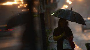 Según el Servicio Meteorológico hoy hay chances de algunas precipitaciones.