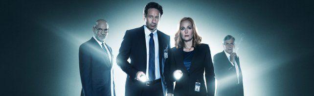 David Duchovny y Gillian Anderson volverán a estar en la piel de los agentes Fox Mulder y Dana Scully.