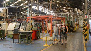 La fábrica lleva más de cuatro meses cerrada.