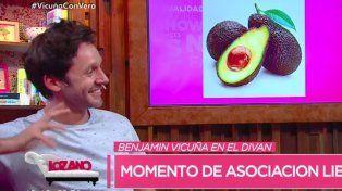 El momento incómodo de Benjamín Vicuña en la tele con Verónica Lozano