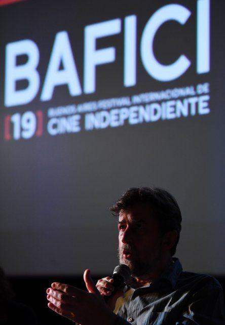 Director italiano. Nanni Moretti