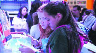 La tradicional feria del libro de Buenos Aires se realizará del 27 de abril al 15 de mayo próximo.