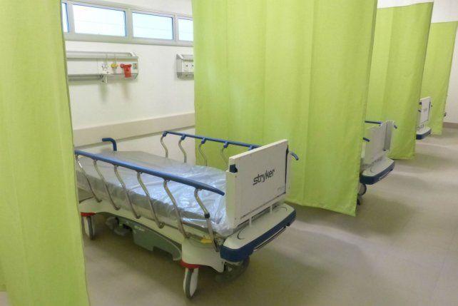 Flamantes. El sanatorio incorpora 130 camas de internación