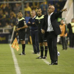 Paolo Montero habló luego de la remontada canalla frente a Gimnasia en Arroyito.