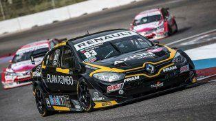 El Renault Fluence del Flaco de Las Parejas clasificó segundo en la pista puntana.