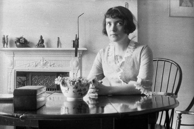 La gran cuentista inglesa Katherine Mansfield