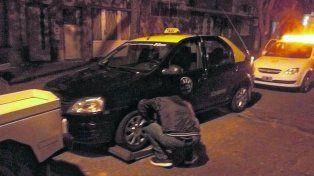 al corralón. Después de detectarse la presencia de sustancias en el chofer, el taxi fue acarreado y se le caucionó la licencia habilitante.