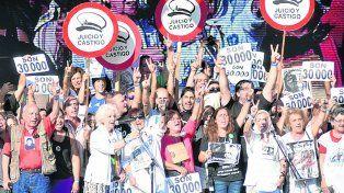 justicia. La presidenta de Abuelas, Estela de Carlotto, y los organismos llevan adelante una lucha conmovedora.